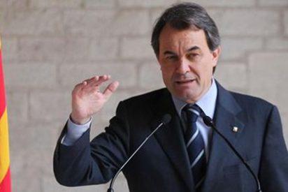 Mas evita desautorizar a Junqueras por amenazar con parar la economía catalana