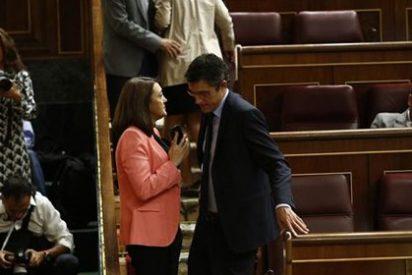 El PSOE expedienta a los diputados del PSC que rompieron la disciplina de voto