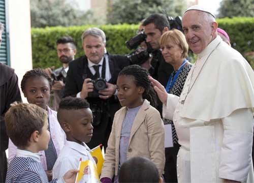Mis respuestas al cuestionario del Papa