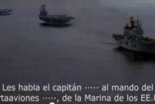 La conversación entre el capitán del 2º portaaviones más grande de EEUU y un gallego flemático