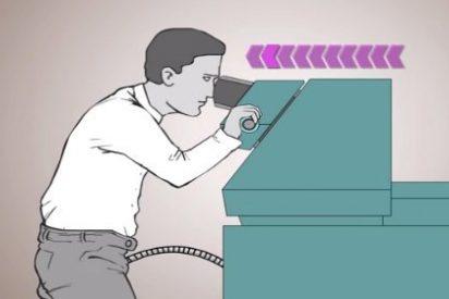 [Vídeo] Instalan un 'detector de gays' en un aeropuerto, y si pita...¡de vuelta para casa!