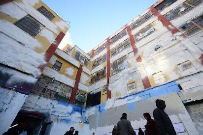 El santuario del grafiti en NY lo tiene negro: pintado de blanco antes de su demolición
