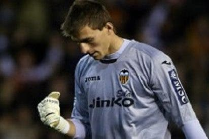 El Valencia quiere vender a Guaita
