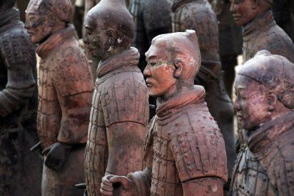 Un ejército resucitado 2.200 años después