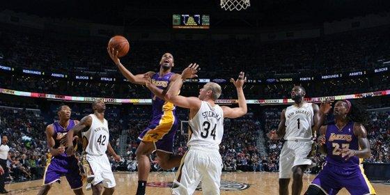 Candidato a mate del año NBA