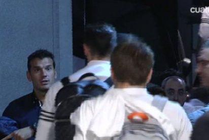 Esteban arremete contra los empleados del Madrid