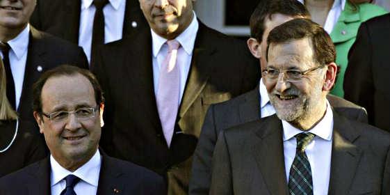 Rajoy y Hollande anuncian que el AVE entre España y Francia arrancará el 15 de diciembre de 2013