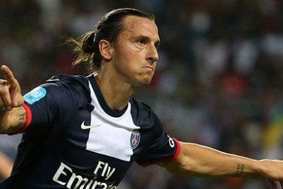 Así fue el 'hat trick' de Ibrahimovic