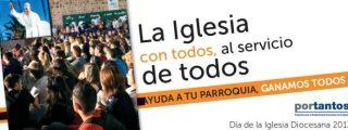 Parroquias de toda España destinan su colecta de hoy al Día de la Iglesia Diocesana