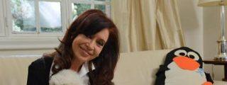 [Vídeo] El curioso perro de la presidenta argentina triunfa con su cuenta de Twitter