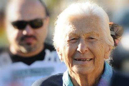 Muere Joy Johnson, la corredora más anciana de la maratón de Nueva York