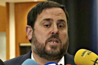 """Junqueras amenaza con """"parar la economía catalana"""" una semana para presionar a España"""