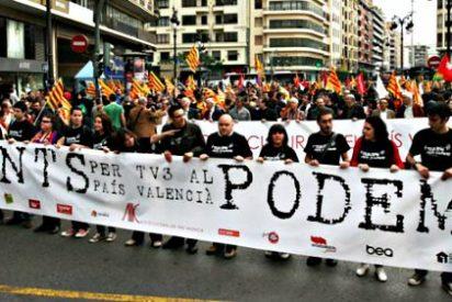 La catalana TV3 maniobra para ocupar el 'hueco' que deja RTTV en Valencia