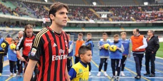 ¡Quieren fichar a Kaká!