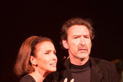 Con 'Kathie y el hipopótamo' el teatro gana altura
