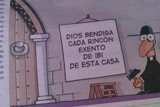 La Iglesia, exenta de pagar el IBI de 2.159 inmuebles en Andalucía