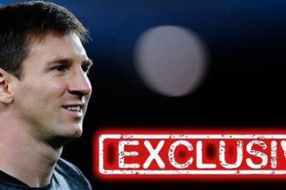 """François Gallardo: """"Leo Messi se irá del Barça el próximo verano"""""""