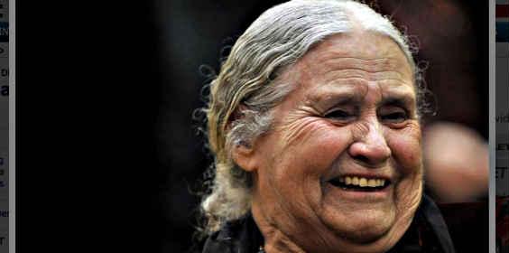 Muere a los 94 años Doris Lessing, Premio Nobel en 2007 y Príncipe de Asturias en 2001