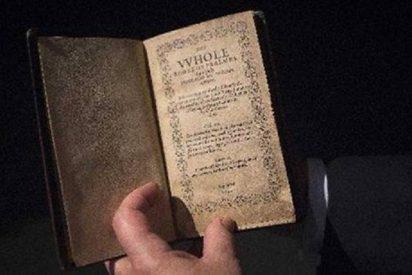 El primer libro impreso en EE UU podía haber sido suyo...si hubiera pagado 14,16 millones