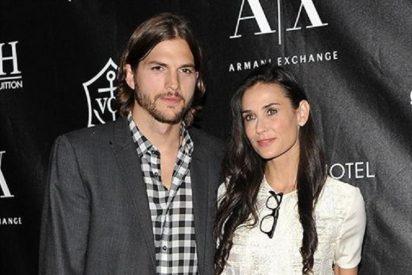 Tras dos años de tirarse los trastos a la cabeza Demi Moore y Kutcher se divorcian