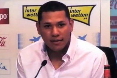 Maduro anuncia su salida del club