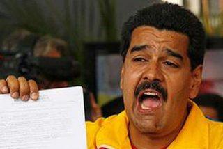 El chavista Maduro saca a la calle la Milicia para 'saquear' las tiendas de electrodomésticos