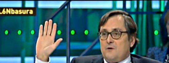 """Paco Marhuenda: """"Lo que hay aquí es una campaña contra Ana Botella"""""""