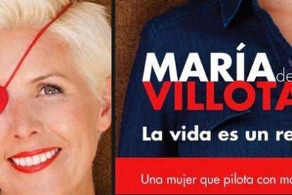 María de Villota deja el conmovedor testimonio de una mujer que nunca renunció a seguir pilotando con mano firme su propia vida