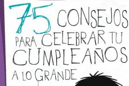 María Frisa escribe un divertido diario que te ayudará a organizar tu cumpleaños como mereces