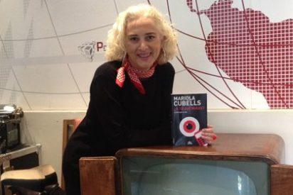 """Mariola Cubells: """"Sánchez Dragó, que ahora defiende el cierre de C9, cobraba 9.000 euros por programa"""""""