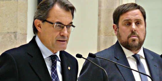 Artur Mas: Pregunta inclusiva, referéndum excluyente