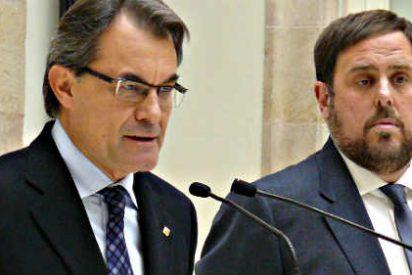 Artur Mas suplica al PSC que no le deje sólo en su quimera independentista