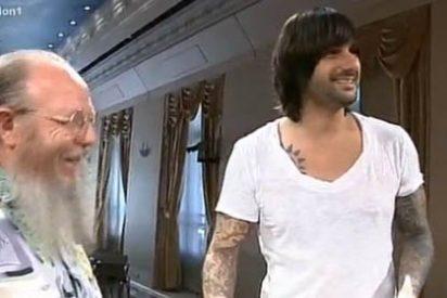Melendi, ¿pero qué has hecho?: el ex de 'La Voz' hace de coach de ancianos en 'Generación Rock' (TVE)