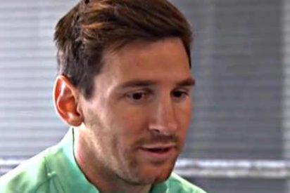 """Leo Messi: """"Muchos clubes se han interesado en mí"""""""