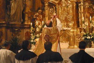 El Papa no se opone a las misas en latín