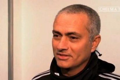 Mourinho sorprende con su nuevo look