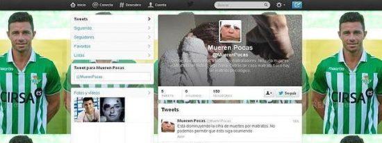 Crea una cuenta en Twitter 'pro maltrato' y el PSOE le pone en busca y captura