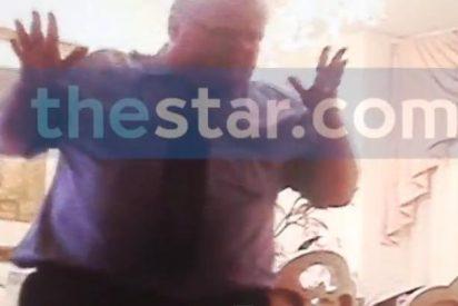 """El vídeo del alcalde drogado de crack: """"Le voy a cortar su jodida garganta y sacarle los ojos de las órbitas"""""""