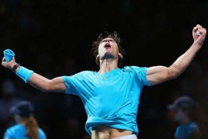 Nadal vence a Federer en Semifinales
