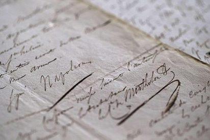 Vendida por 375.000 euros la copia del testamento de Napoleón escrito en Santa Helena