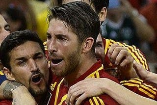 La Juve pregunta por Ramos