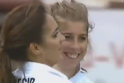 Dos mujeres candidatas al mejor gol