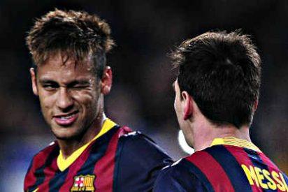 ¿Se acabó la 'Messidependencia'?: Tras la lesión de Messi, Neymar asume el rol de líder en el Barça