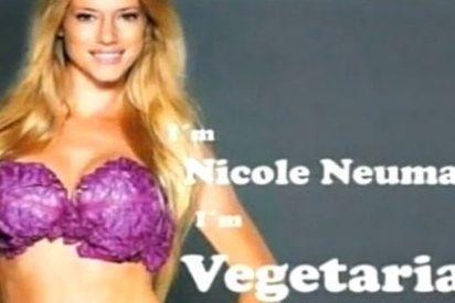 La vegetariana más sexy
