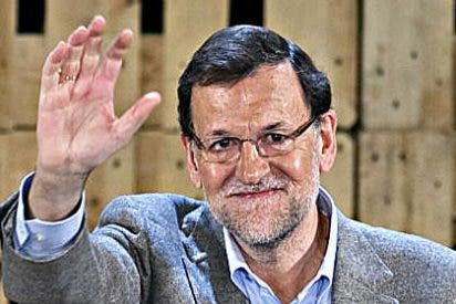 Rajoy desvela su favorito para el Balón de Oro