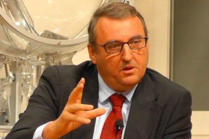 """Santi Nolla, director de 'Mundo Deportivo': """"No entendí que se dijera que habíamos alentado al veto de 'Punto Pelota'. Solo informamos que el Barça estudiaba esa posibilidad"""""""