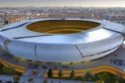 El nuevo Mestalla 'low cost'