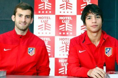 El Atlético valora ceder a Óliver y Baptistao