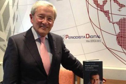 """[VÍDEO-ENTREVISTA] Fernando Ónega: """"Con el terrorismo, la crisis económica y las autonomías era muy fácil zurrar a Suárez"""""""