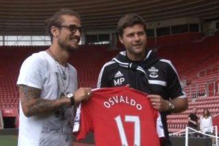 Valencia y Atlético se fijan en Osvaldo